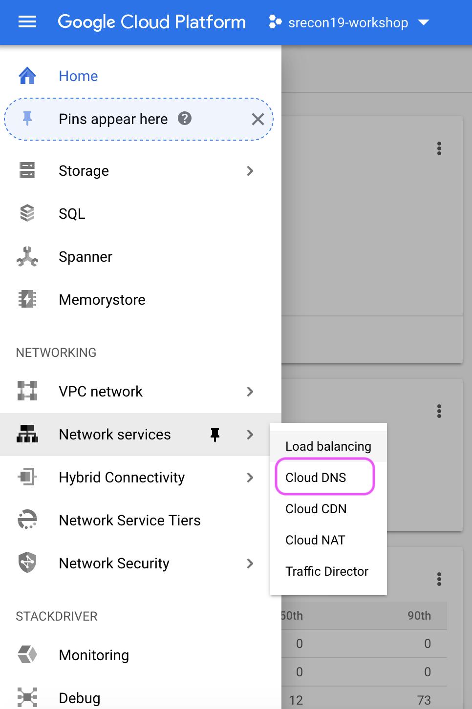 Configure DNS entry :: Istio Service Mesh Workshop